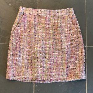 J.Crew Cotton Silk Blend Lined Shirt 00 Easter